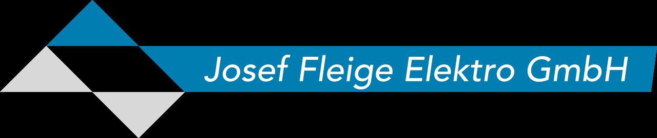 Logo Josef Fleige Elektro GmbH